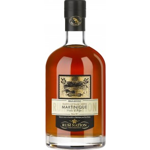 Rum Nation Martinique hors d'age cl.70 astuccio