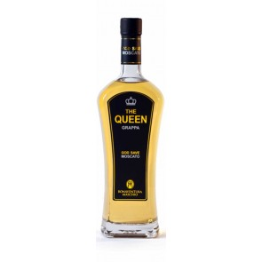 Grappa Bonaventura The Queen Moscato cl.70