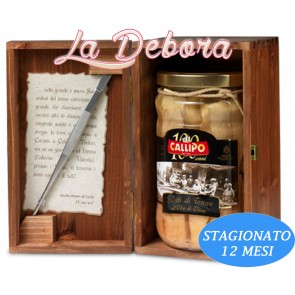 Filetti di tonno Callipo Centenario 100 1650g + cofanetto